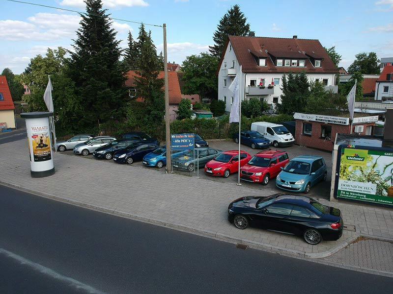 Auto-Kaiser-Laufamholzstraße